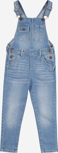 OshKosh Latzhose in blue denim: Frontalansicht