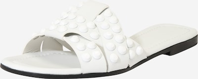 Kennel & Schmenger Muiltjes 'Jordan' in de kleur Wit, Productweergave