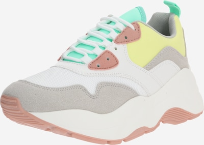 ONLY Damen - Sneaker 'Storm Mix Chunky' in grau / mischfarben, Produktansicht
