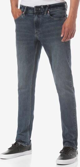 Volcom 'Vorta' Jeans in blue denim, Produktansicht