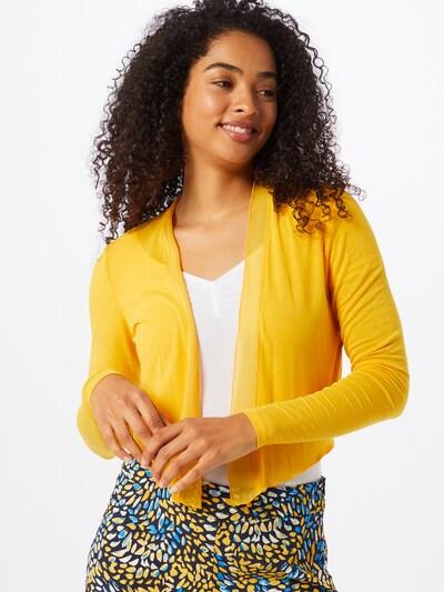 COMMA Jacke in gelb, Modelansicht