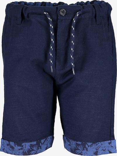BLUE SEVEN Shorts in dunkelblau, Produktansicht