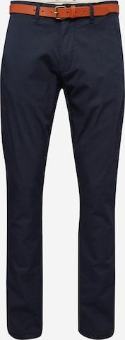 Pantalon chino 'SHHYARD' SELECTED HOMME en bleu