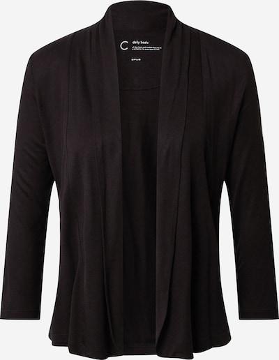OPUS Strickjacke 'C ROS' in schwarz, Produktansicht