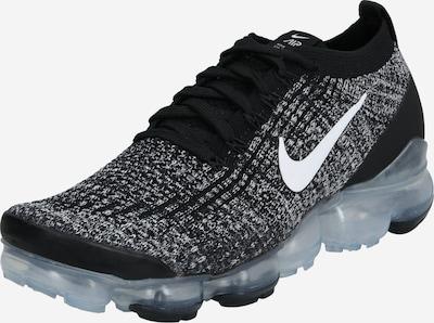 NIKE Sneaker 'Nike Air VaporMax Flyknit 3' in schwarz / silber / weiß, Produktansicht