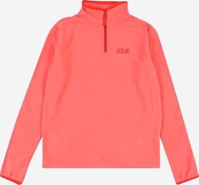 JACK WOLFSKIN Sport-Pullover 'GECKO' in pink, Produktansicht