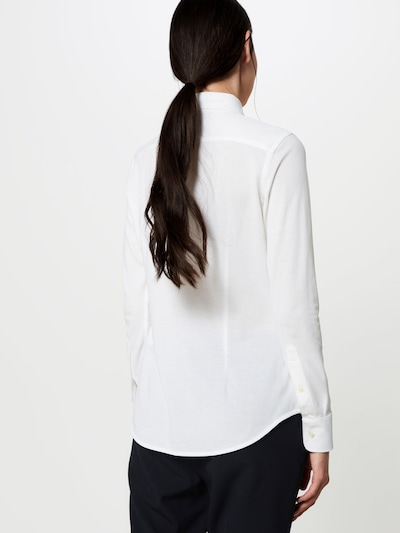 POLO RALPH LAUREN Bluzka 'HEIDI' w kolorze białym: Widok od tyłu