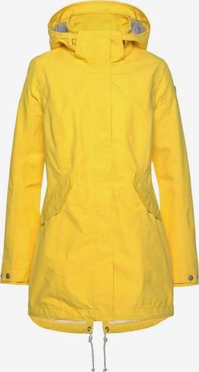 ICEPEAK Regenparka 'Antoi' in gelb, Produktansicht