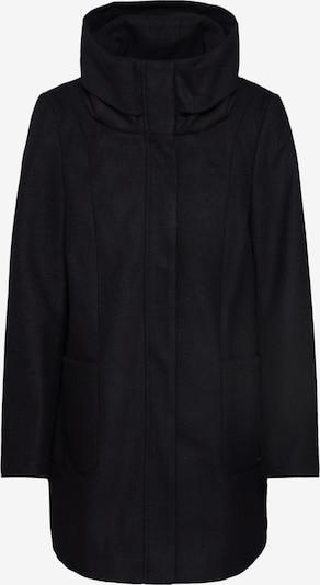 TOM TAILOR DENIM Prehoden plašč | črna barva, Prikaz izdelka