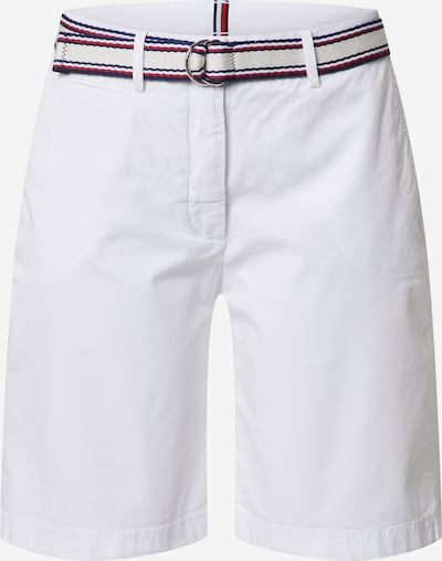 TOMMY HILFIGER Chino in de kleur Wit, Productweergave