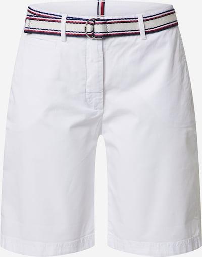 Chino stiliaus kelnės iš TOMMY HILFIGER , spalva - balta, Prekių apžvalga