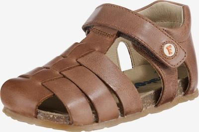 NATURINO Baby Sandalen in braun, Produktansicht