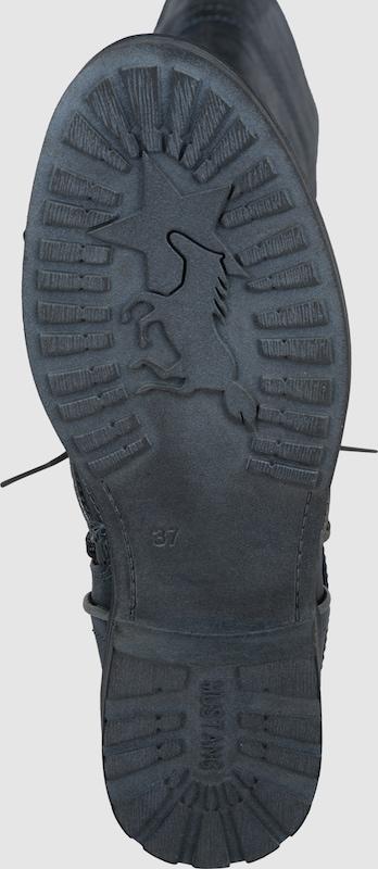 MUSTANG Stiefel aus Kunstleder