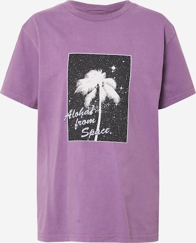 Marškinėliai iš QUIKSILVER , spalva - purpurinė, Prekių apžvalga