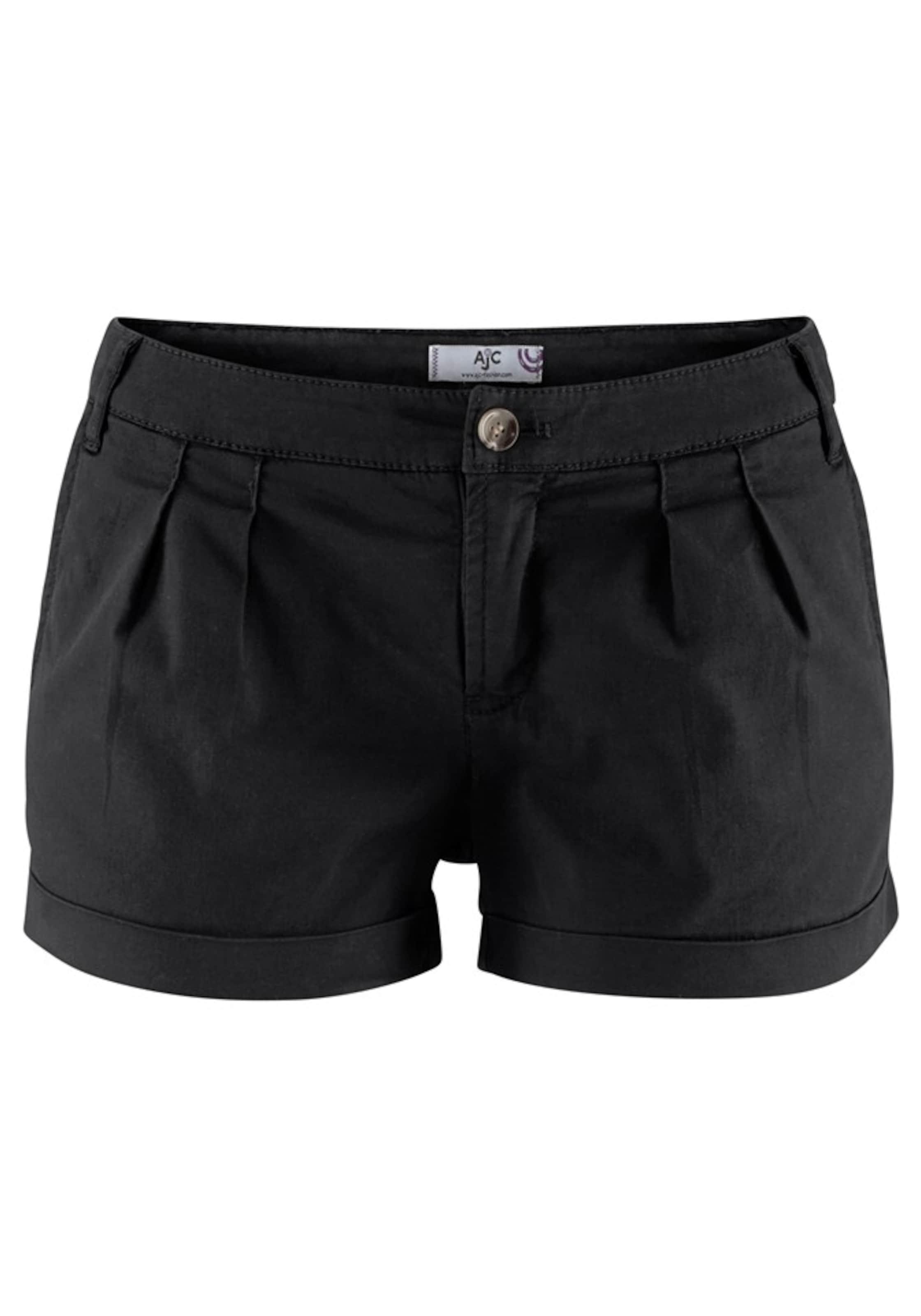 Ajc In Ajc In Shorts Shorts Schwarz mN80Ovnw