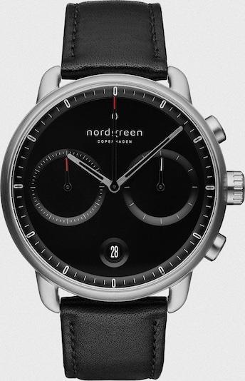 Nordgreen Analoog horloge in de kleur Zwart, Productweergave