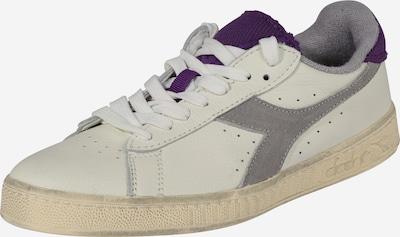 Diadora Sportschoen 'GAME L LOW USED' in de kleur Grijs / Wit, Productweergave