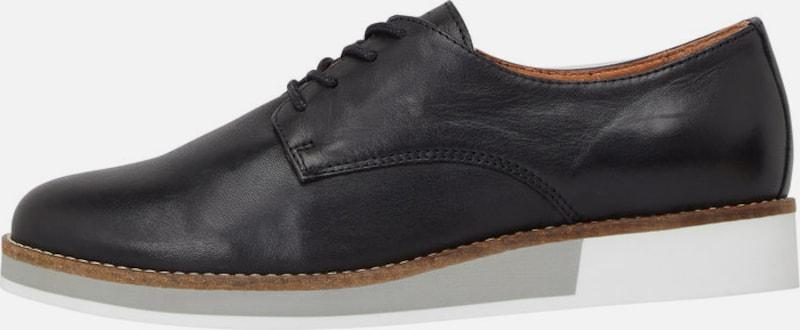 Bianco | Zweiton Schnür Schuhe