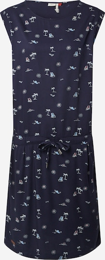 Ragwear Robe d'été en bleu marine, Vue avec produit