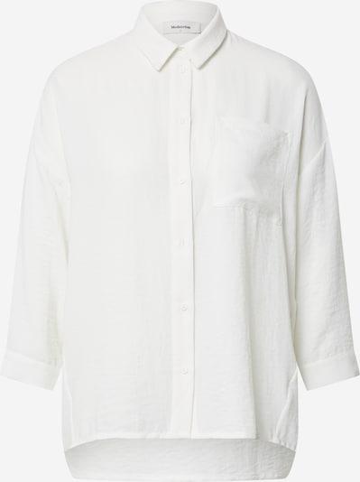 modström Блуза 'Alexis' в бяло, Преглед на продукта