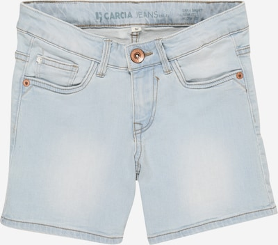 GARCIA Shorts 'Sara' in blue denim, Produktansicht