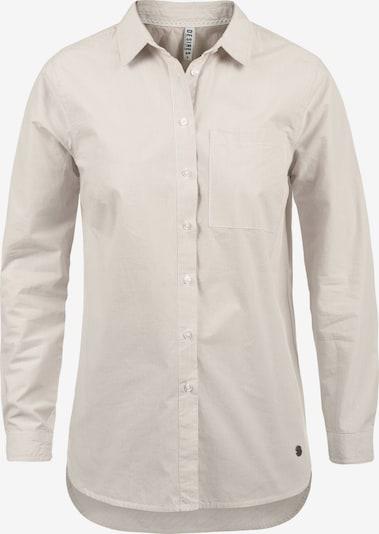 DESIRES Hemdbluse 'Drina' in beige / weiß, Produktansicht