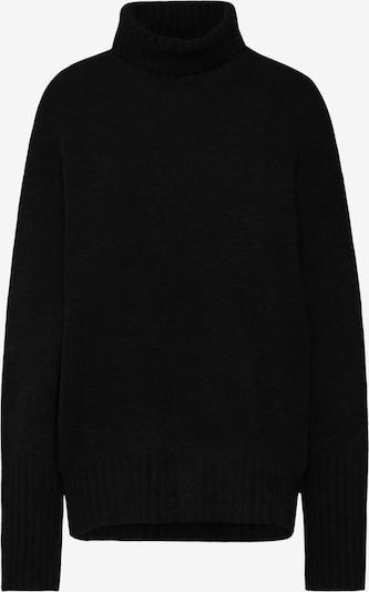 EDITED Sweter 'Lou' w kolorze czarnym, Podgląd produktu