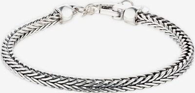 XENOX Armband 'Silver Men' in silber, Produktansicht