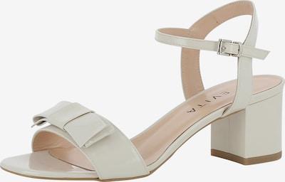 EVITA Sandalette 'Mariella' in beige, Produktansicht