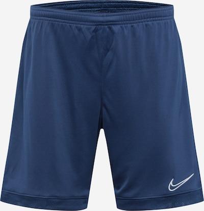 NIKE Sportovní kalhoty 'Academy' - marine modrá, Produkt