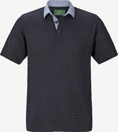 Charles Colby Shirt 'Russel' in de kleur Navy / Smoky blue, Productweergave
