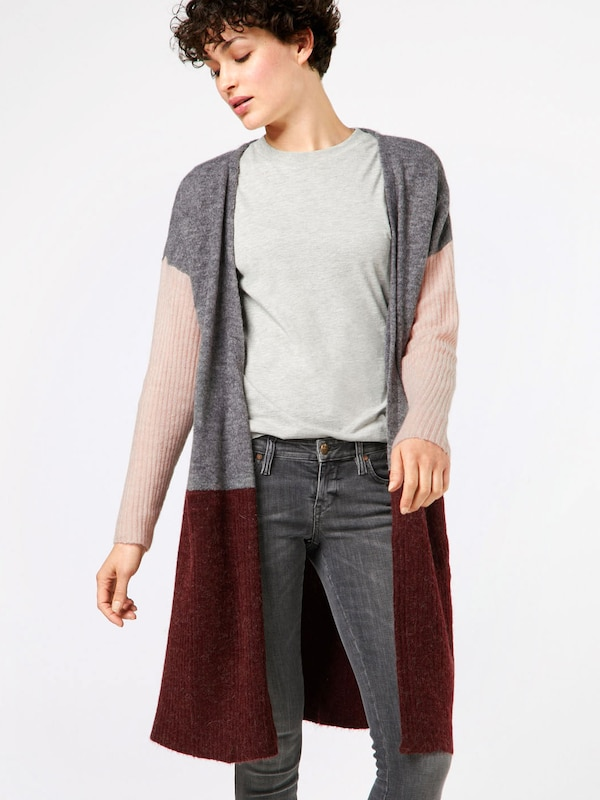 Real Long-luck Fashion Cardigan