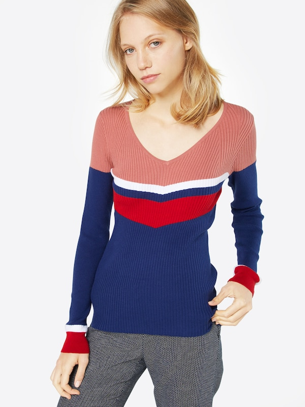 Tommy Jeans Feinstrickpullover 'RETRO SPORT'