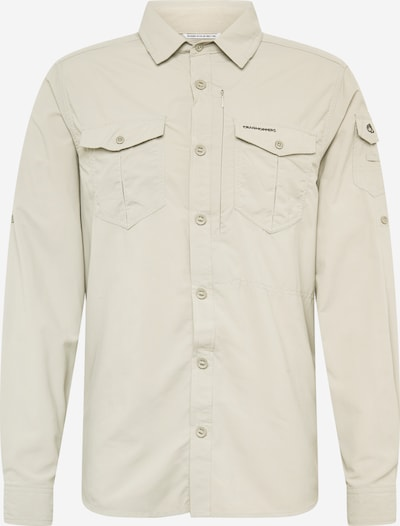 CRAGHOPPERS Hemd 'NosiLife Adventure' in dunkelbeige, Produktansicht