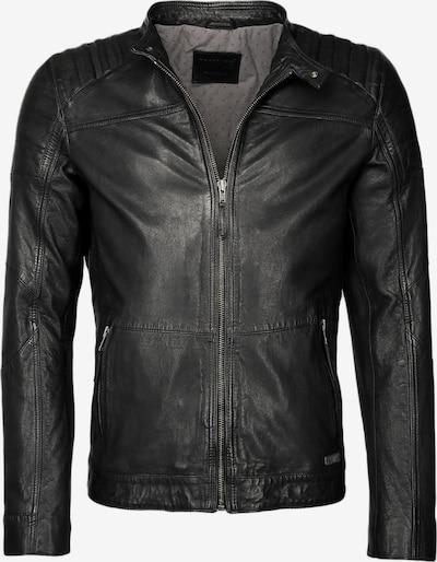 MUSTANG Tussenjas 'Wellington' in de kleur Zwart, Productweergave