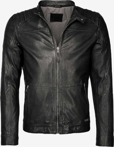 MUSTANG Jacke 'Wellington' in schwarz, Produktansicht