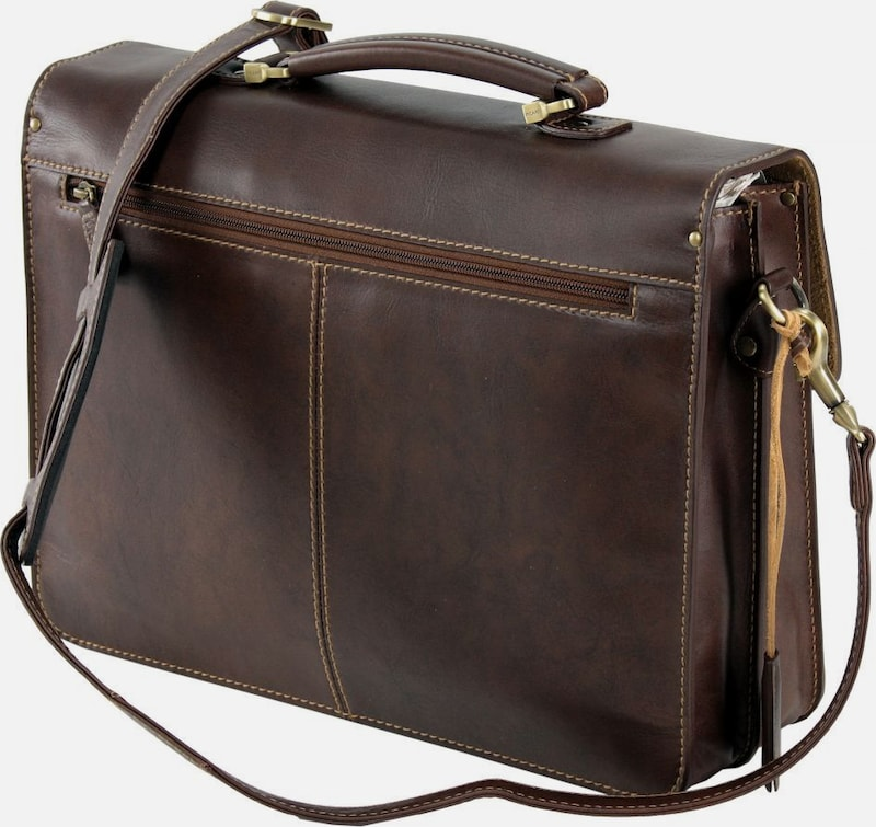 Picard Toscana Briefcase Leather 37 Cm