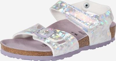 BIRKENSTOCK Sandale 'Colorado' u srebrno siva / ljubičasta, Pregled proizvoda