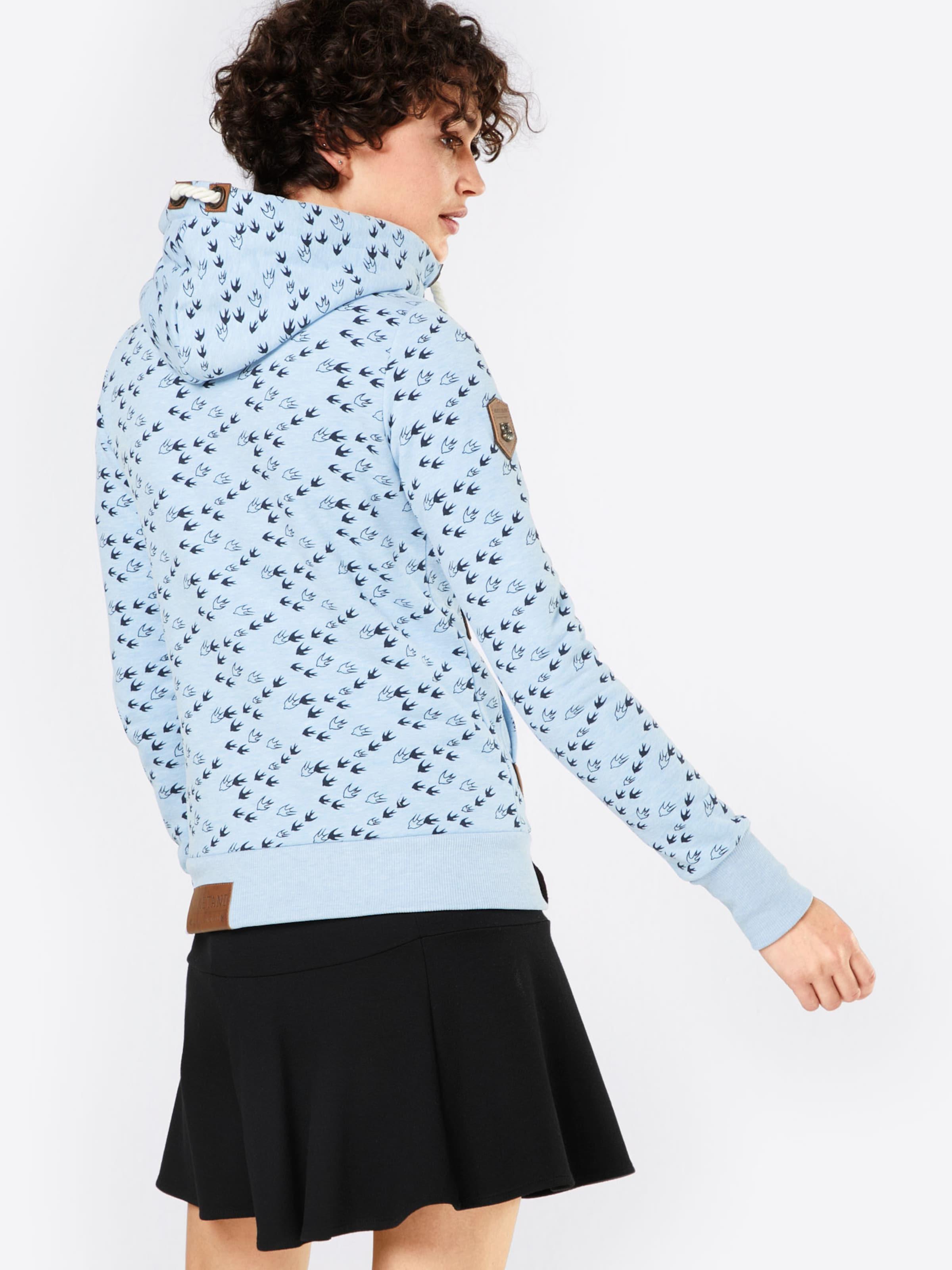naketano Sweat-Pullover Mit Visum Zahlen Zu Verkaufen Spielraum Authentisch oqZ7Y