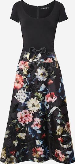 SWING Kleid in mischfarben / pink / schwarz, Produktansicht