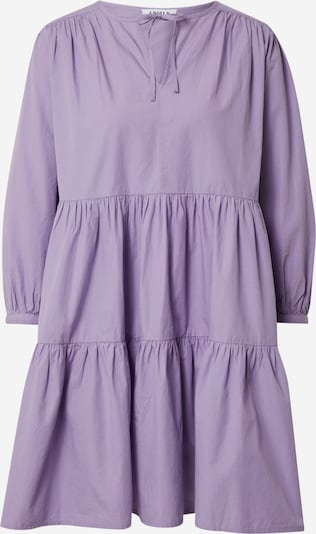 EDITED Robe 'Valencia' en violet, Vue avec produit