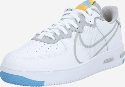 Nike Sportswear Baskets basses en or / gris / blanc, Vue avec produit