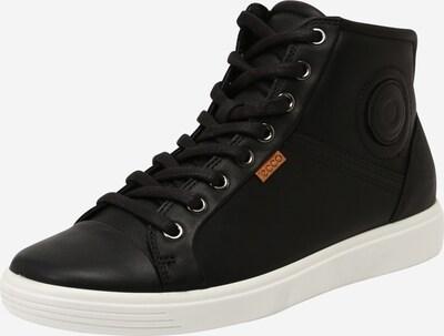 Sneaker înalt ECCO pe negru, Vizualizare produs