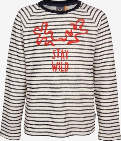 ELKLINE Pullover 'Tortilla' in nachtblau / rot / weiß, Produktansicht