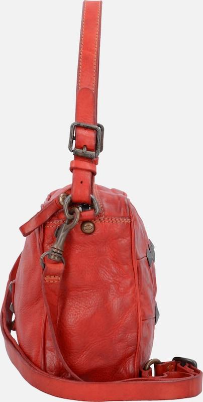 Campomaggi 'Bauletto' Schultertasche Leder 23 cm