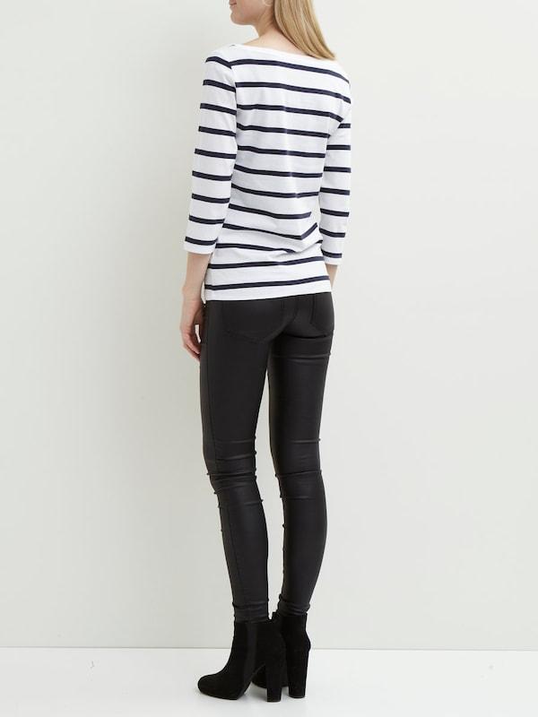 VILA T-Shirt mit Streifen