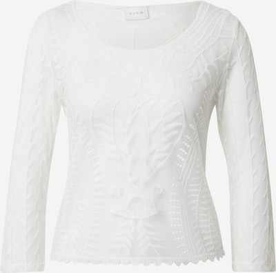 VILA Shirt 'Vinana Festival' in de kleur Wit, Productweergave