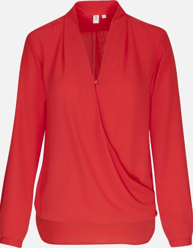 SEIDENSTICKER Fashion-Bluse 'Schwarze Rose'