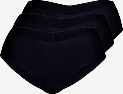 sassa Pant Seamless 'LASER-CUT-PANT' in schwarz, Produktansicht