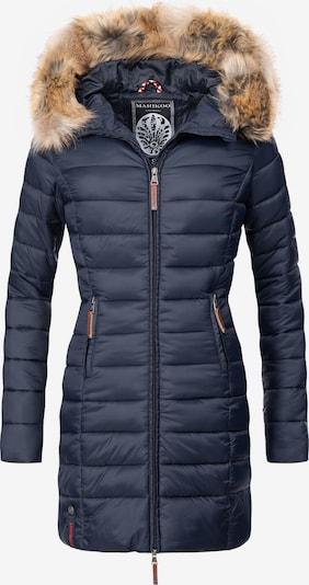 Cappotto invernale 'Rose-Stepp' MARIKOO di colore blu scuro, Visualizzazione prodotti